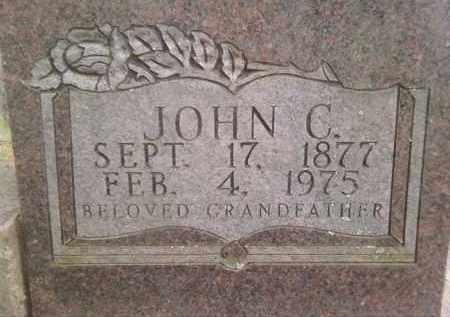 FURGERSON, JOHN C. - Faulkner County, Arkansas | JOHN C. FURGERSON - Arkansas Gravestone Photos
