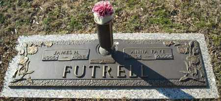 FUTRELL, JAMES H. - Faulkner County, Arkansas | JAMES H. FUTRELL - Arkansas Gravestone Photos
