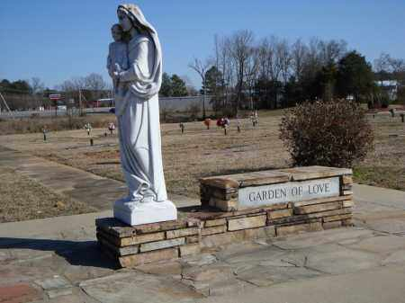 *GARDEN OF LOVE,  - Faulkner County, Arkansas |  *GARDEN OF LOVE - Arkansas Gravestone Photos