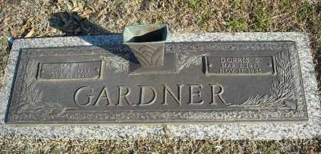 GARDNER, DORRIS S. - Faulkner County, Arkansas | DORRIS S. GARDNER - Arkansas Gravestone Photos
