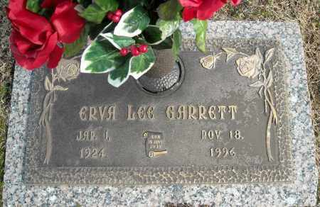 GARRETT, ERVA LEE - Faulkner County, Arkansas | ERVA LEE GARRETT - Arkansas Gravestone Photos