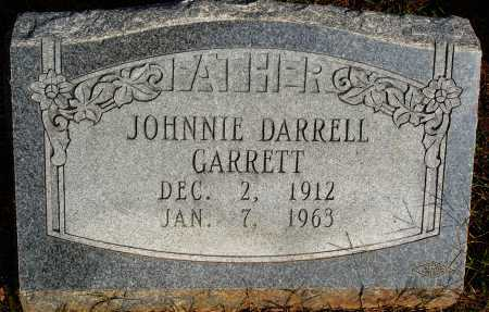 GARRETT, JOHNNIE DARRELL - Faulkner County, Arkansas | JOHNNIE DARRELL GARRETT - Arkansas Gravestone Photos