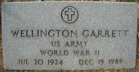 "GARRETT (VETERAN WWII), WELLINGTON  HUGH ""BILL"" - Faulkner County, Arkansas | WELLINGTON  HUGH ""BILL"" GARRETT (VETERAN WWII) - Arkansas Gravestone Photos"