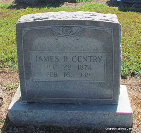GENTRY, JAMES R. - Faulkner County, Arkansas | JAMES R. GENTRY - Arkansas Gravestone Photos