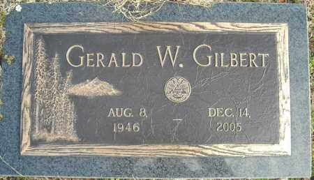 GILBERT, GERALD W. - Faulkner County, Arkansas | GERALD W. GILBERT - Arkansas Gravestone Photos