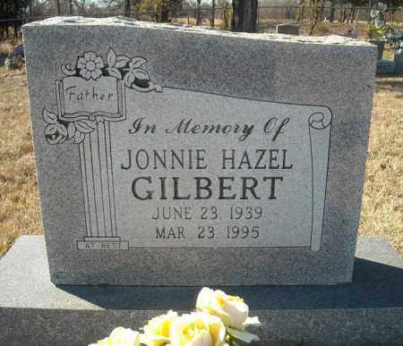 GILBERT, JONNIE HAZEL - Faulkner County, Arkansas | JONNIE HAZEL GILBERT - Arkansas Gravestone Photos