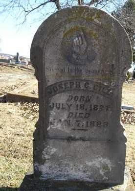 GILL, JOSEPH C. - Faulkner County, Arkansas | JOSEPH C. GILL - Arkansas Gravestone Photos