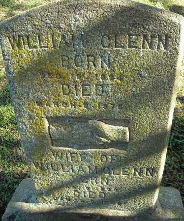 GLENN, WILLIAM - Faulkner County, Arkansas | WILLIAM GLENN - Arkansas Gravestone Photos