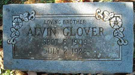 GLOVER, ALVIN - Faulkner County, Arkansas | ALVIN GLOVER - Arkansas Gravestone Photos