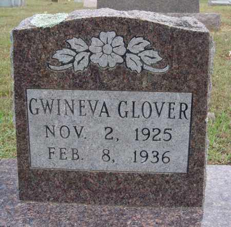 GLOVER, GWINEVA - Faulkner County, Arkansas | GWINEVA GLOVER - Arkansas Gravestone Photos