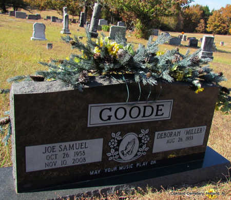 GOODE, JOE SAMUEL - Faulkner County, Arkansas | JOE SAMUEL GOODE - Arkansas Gravestone Photos
