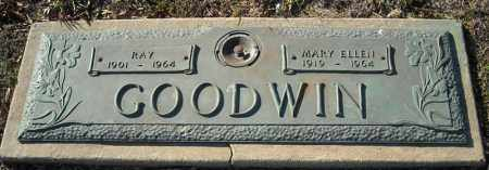 GOODWIN, RAY - Faulkner County, Arkansas | RAY GOODWIN - Arkansas Gravestone Photos