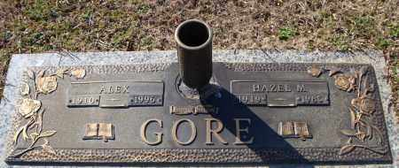 GORE, ALEX - Faulkner County, Arkansas | ALEX GORE - Arkansas Gravestone Photos