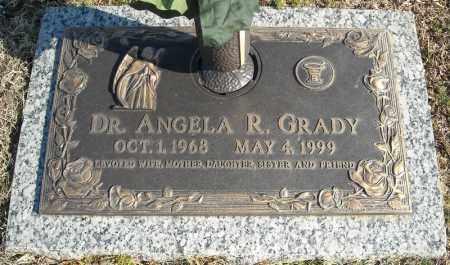 GRADY, DR., ANGELA R. - Faulkner County, Arkansas | ANGELA R. GRADY, DR. - Arkansas Gravestone Photos