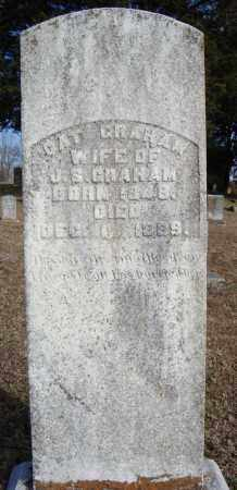 GRAHAM, CAT - Faulkner County, Arkansas   CAT GRAHAM - Arkansas Gravestone Photos
