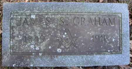 GRAHAM, JAMES S. - Faulkner County, Arkansas | JAMES S. GRAHAM - Arkansas Gravestone Photos