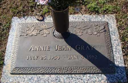 GRAY, ANNIE JEAN - Faulkner County, Arkansas | ANNIE JEAN GRAY - Arkansas Gravestone Photos