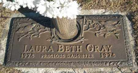 GRAY, LAURA BETH - Faulkner County, Arkansas | LAURA BETH GRAY - Arkansas Gravestone Photos