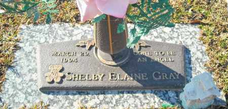 GRAY, SHELBY ELAINE - Faulkner County, Arkansas | SHELBY ELAINE GRAY - Arkansas Gravestone Photos
