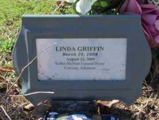 GRIFFIN, LINDA ANN - Faulkner County, Arkansas | LINDA ANN GRIFFIN - Arkansas Gravestone Photos