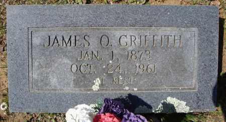 GRIFFITH, JAMES O. - Faulkner County, Arkansas | JAMES O. GRIFFITH - Arkansas Gravestone Photos