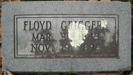 GRIGGERS, FLOYD - Faulkner County, Arkansas | FLOYD GRIGGERS - Arkansas Gravestone Photos