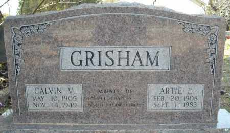 GRISHAM, ARTIE LEE - Faulkner County, Arkansas | ARTIE LEE GRISHAM - Arkansas Gravestone Photos
