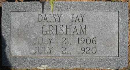 GRISHAM, DAISY FAY - Faulkner County, Arkansas | DAISY FAY GRISHAM - Arkansas Gravestone Photos