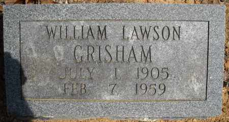 GRISHAM, WILLIAM LAWSON - Faulkner County, Arkansas | WILLIAM LAWSON GRISHAM - Arkansas Gravestone Photos