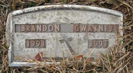 GWATNEY, BRANDON - Faulkner County, Arkansas | BRANDON GWATNEY - Arkansas Gravestone Photos
