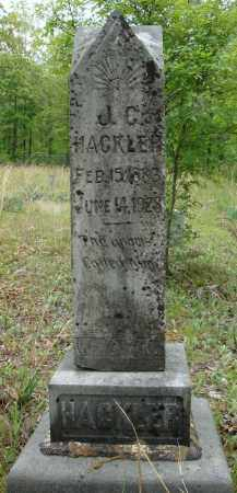HACKLER, J.C. - Faulkner County, Arkansas | J.C. HACKLER - Arkansas Gravestone Photos