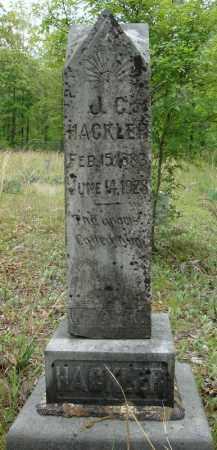 HACKLER, J.C. - Faulkner County, Arkansas | J.C. HACKLER - Arkansas Gravestone Photos