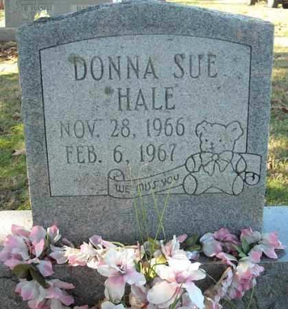 HALE, DONNA SUE - Faulkner County, Arkansas | DONNA SUE HALE - Arkansas Gravestone Photos