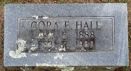 HALL, CORA E. - Faulkner County, Arkansas | CORA E. HALL - Arkansas Gravestone Photos
