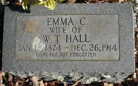 HALL, EMMA C. - Faulkner County, Arkansas | EMMA C. HALL - Arkansas Gravestone Photos