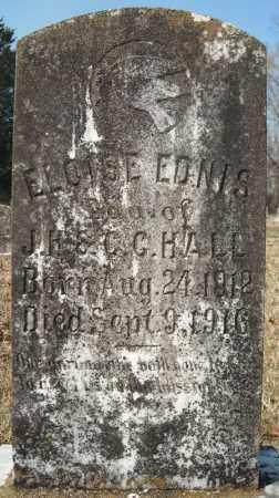 HALL, ELOISE EDNIS - Faulkner County, Arkansas | ELOISE EDNIS HALL - Arkansas Gravestone Photos
