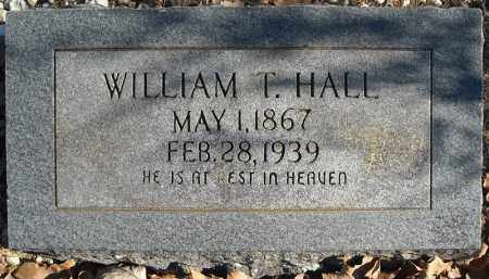 HALL, WILLIAM T. - Faulkner County, Arkansas | WILLIAM T. HALL - Arkansas Gravestone Photos