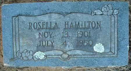 HAMILTON, ROSELLA - Faulkner County, Arkansas | ROSELLA HAMILTON - Arkansas Gravestone Photos