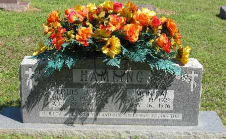 HAMLING, MONICA - Faulkner County, Arkansas | MONICA HAMLING - Arkansas Gravestone Photos