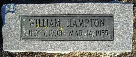 HAMPTON, WILLIAM - Faulkner County, Arkansas | WILLIAM HAMPTON - Arkansas Gravestone Photos