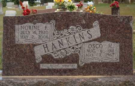 HANKINS, OSCO H. - Faulkner County, Arkansas | OSCO H. HANKINS - Arkansas Gravestone Photos