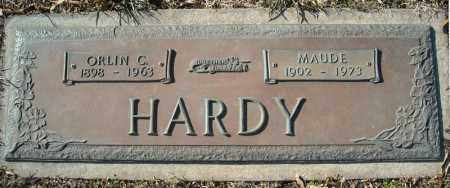 HARDY, MAUDE - Faulkner County, Arkansas | MAUDE HARDY - Arkansas Gravestone Photos