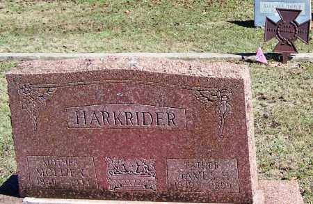 HARKRIDER, MOLLIE C. - Faulkner County, Arkansas | MOLLIE C. HARKRIDER - Arkansas Gravestone Photos