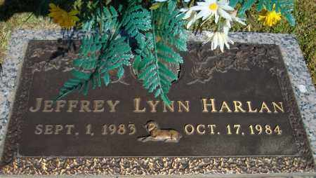 HARLAN, JEFFREY LYNN - Faulkner County, Arkansas | JEFFREY LYNN HARLAN - Arkansas Gravestone Photos