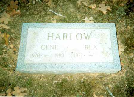 HARLOW, GENE - Faulkner County, Arkansas | GENE HARLOW - Arkansas Gravestone Photos