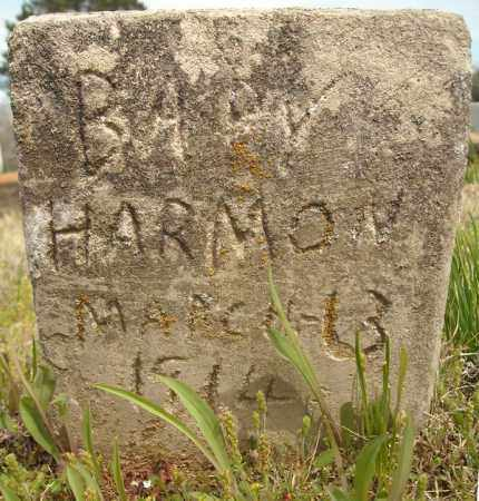 HARMON, BABY - Faulkner County, Arkansas | BABY HARMON - Arkansas Gravestone Photos