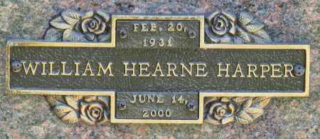 HARPER, WILLIAM HEARNE - Faulkner County, Arkansas | WILLIAM HEARNE HARPER - Arkansas Gravestone Photos