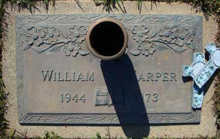 HARPER, WILLIAM S. - Faulkner County, Arkansas | WILLIAM S. HARPER - Arkansas Gravestone Photos