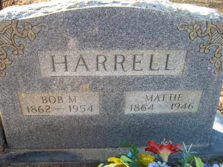 HARRELL, MATTIE - Faulkner County, Arkansas | MATTIE HARRELL - Arkansas Gravestone Photos