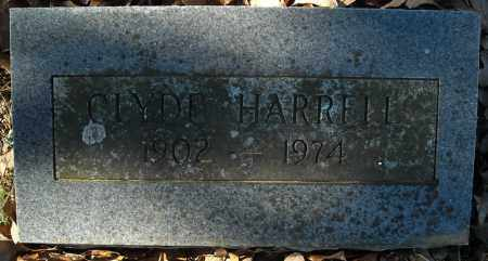 HARRELL, CLYDE - Faulkner County, Arkansas | CLYDE HARRELL - Arkansas Gravestone Photos